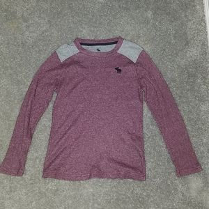 Boy Abercrombie tshirts long sleeve